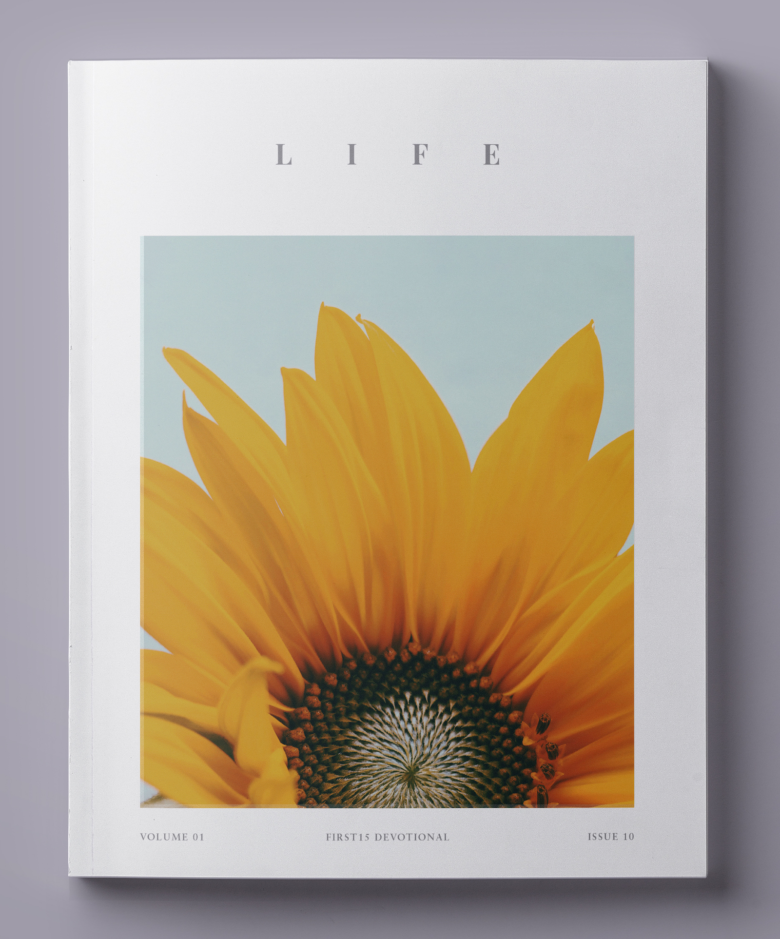 Experience the abundant life that Jesus came to give. Get your copy of 'Life' now!