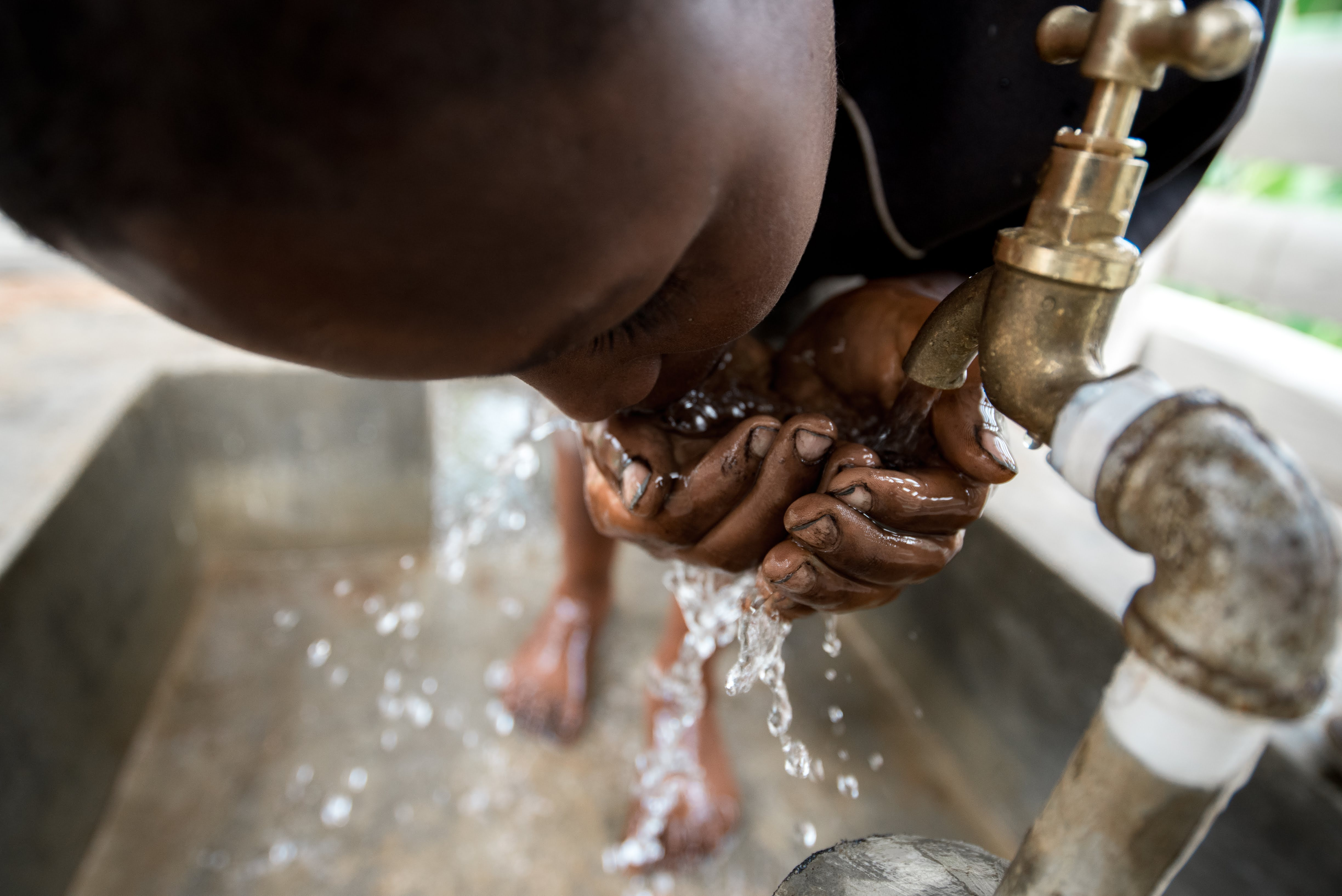 You can provide clean water when it matters most.