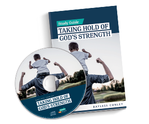 Experience God's strength in your everyday life!