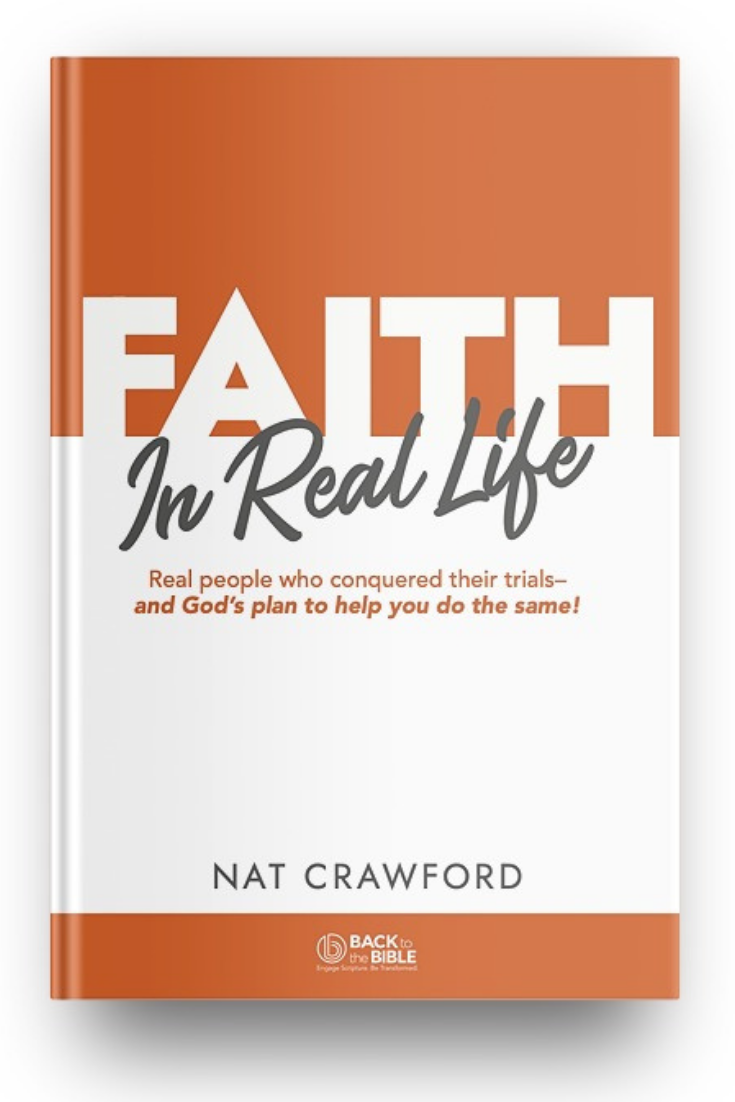 What is the secret to living by faith?
