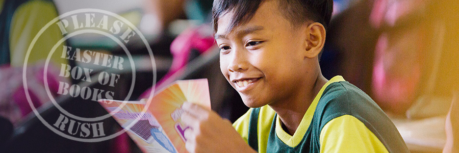 You can help DOUBLE the GOOD NEWS for boys and girls this Easter!
