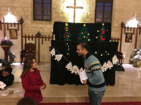 Share the Gospel with Children in Middle East Lands this Christmas