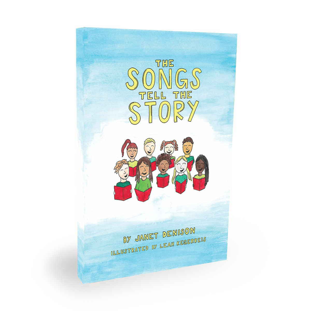 Get your copy of The Songs Tell the Story today!