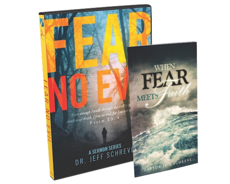 Face your fears head on!