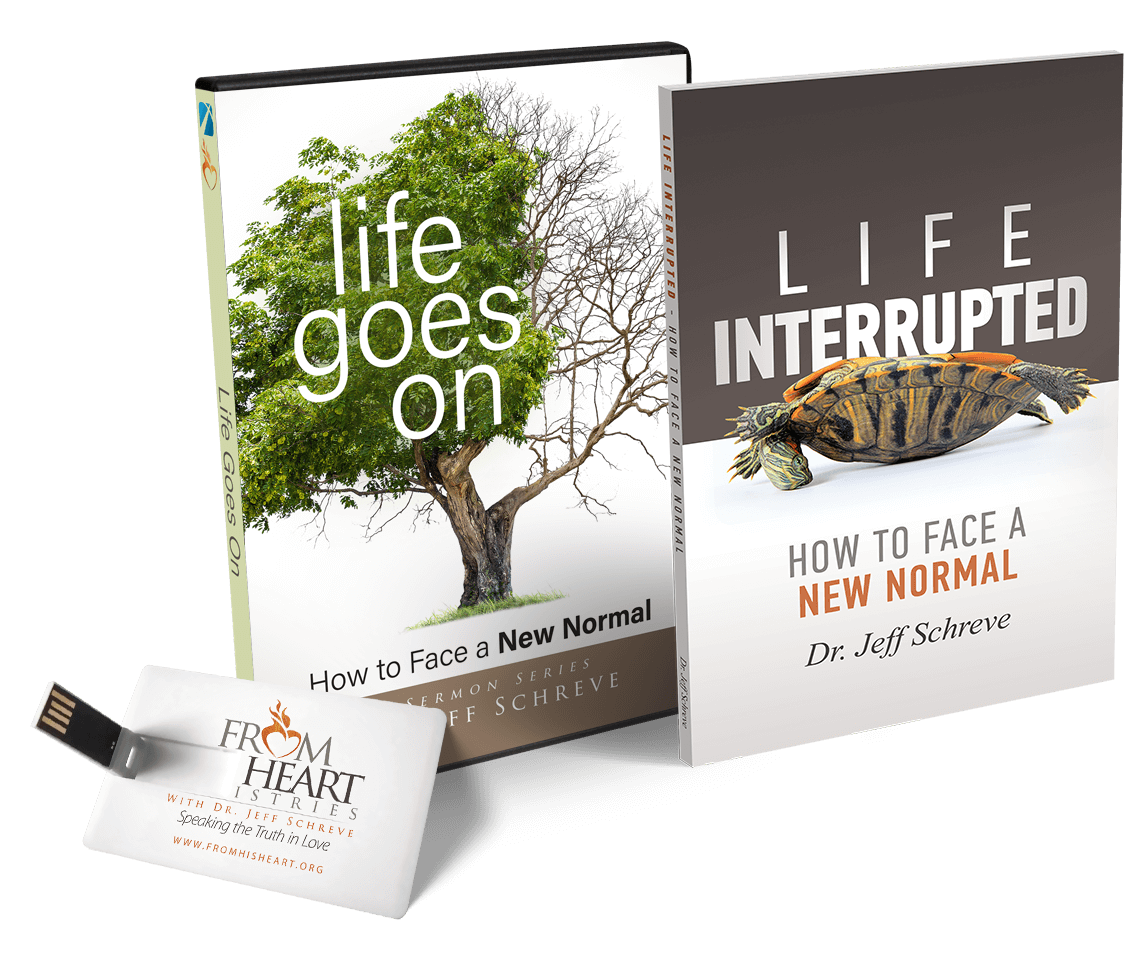 Life Interrupted: How to Face a New Normal