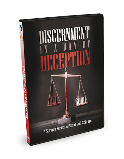 Learn to discern truth in these deceptive days with this NEW series!