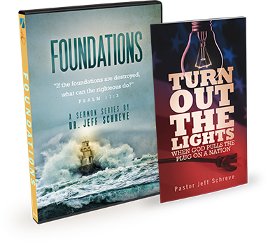 Help rebuild our biblical foundations