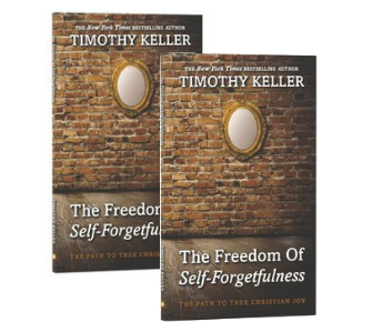 Find the freedom of self-forgetfulness
