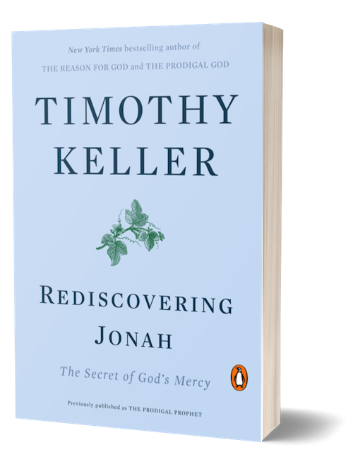 Rediscover the book of Jonah—and explore the hidden depths of God's mercy!