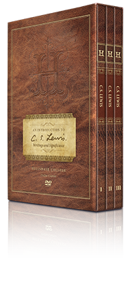 """Get Your DVD Box Set of """"An Introduction to C.S. Lewis"""" Today—Before They're Gone."""
