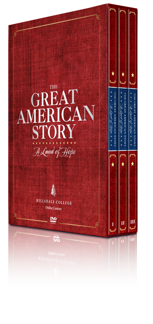 Help tell the Great American Story to Preserve Liberty