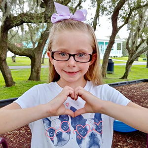 Help a child in Florida believe again by Donating Today