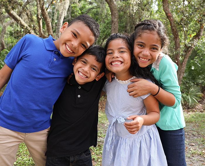 Your financial year-end gift helps to welcome more boys and girls to Hope!