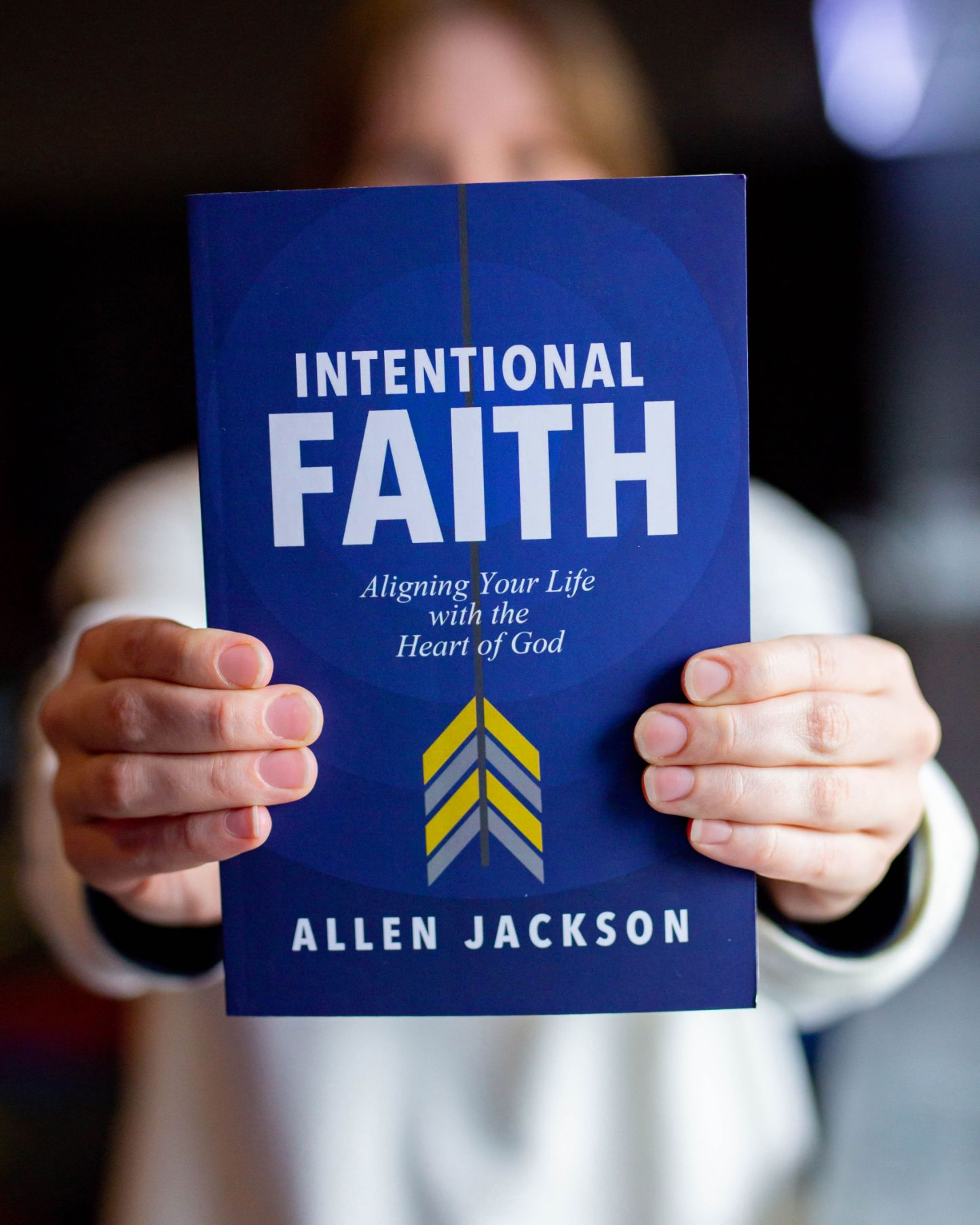 Embark on an Intentional Adventure of Connecting with God