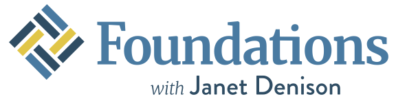 Foundations with Janet