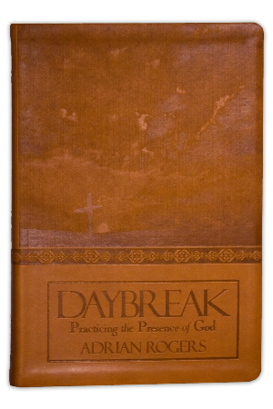 Daybreak: Practicing the Presence of God devotional journal (B120)