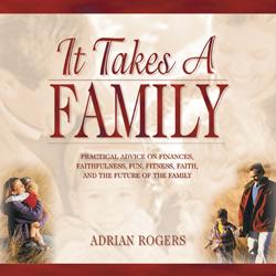 It Takes a Family CD Series (CDA159)