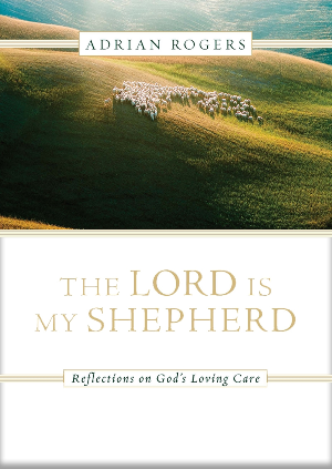 The Lord Is My Shepherd Gift Book (B107)