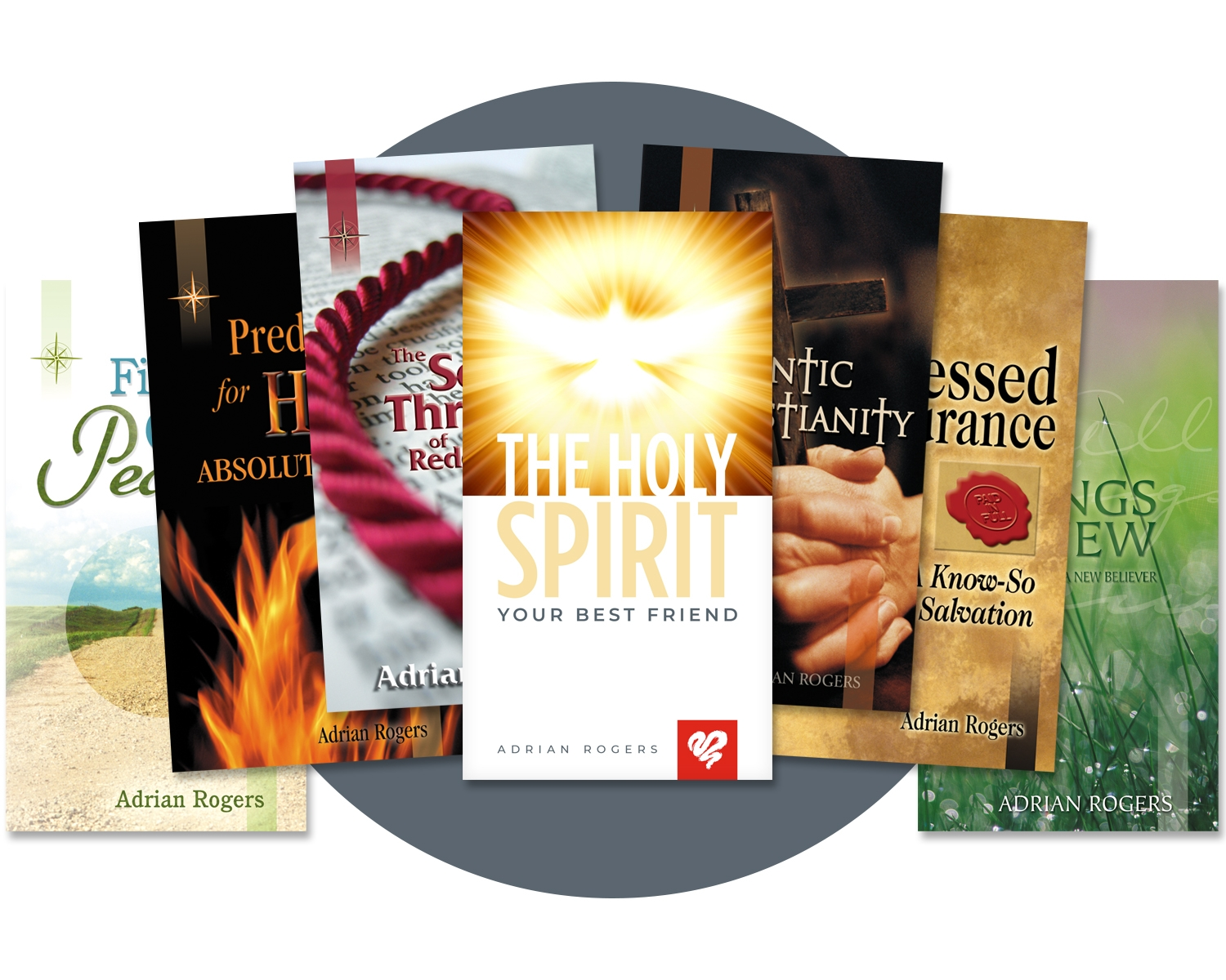 Journey of Faith Booklet Collection (PKHT10)