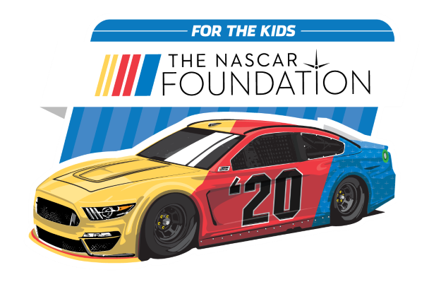 Yes, I would like a 2020 collectible NASCAR Foundation lapel pin.
