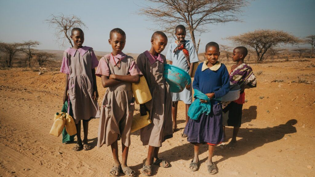 Join Us In Supporting East Africa Famine Relief!