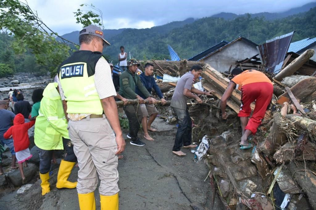 Disaster Relief in South East Asia