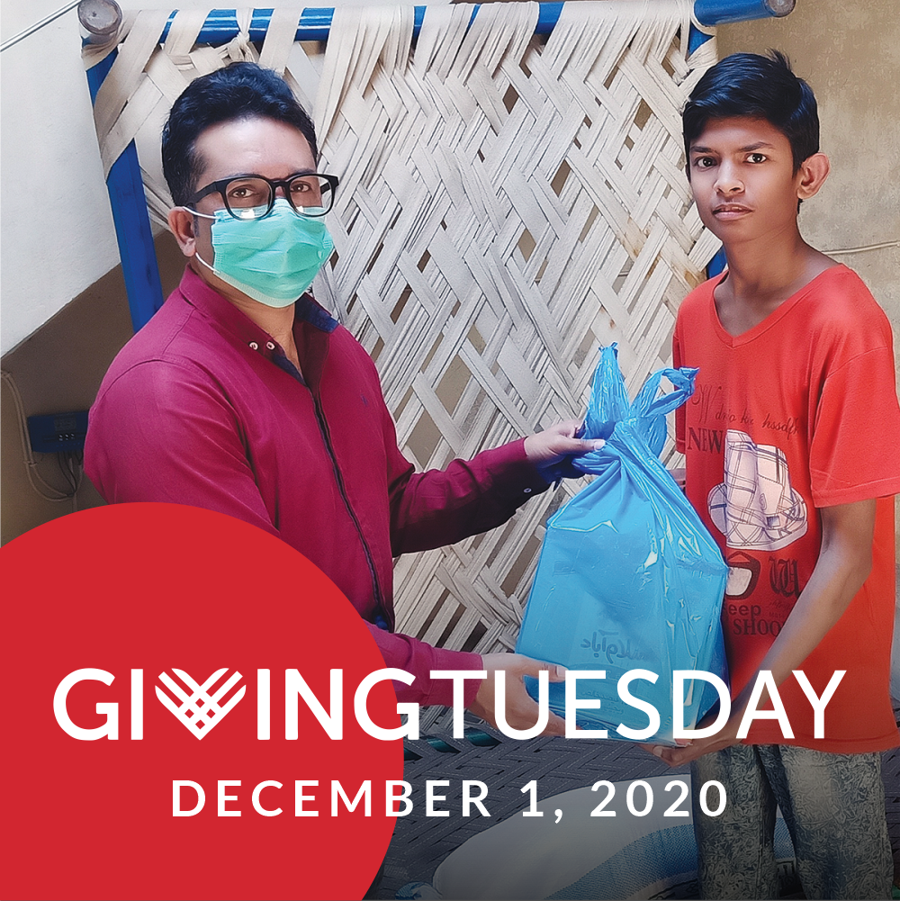 Give Hope on Giving Tuesday