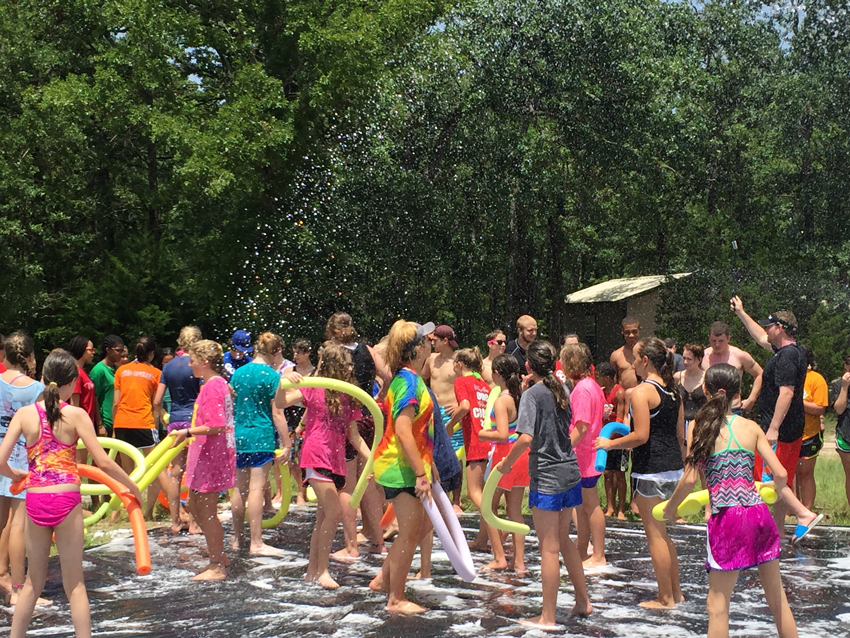 Camp Akiva is a refuge offering HOPE to kids of abuse and neglect.