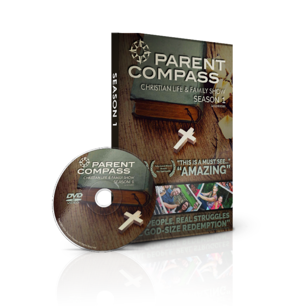 DVD of Parent Compass Season 1 with Donation of Any Amount