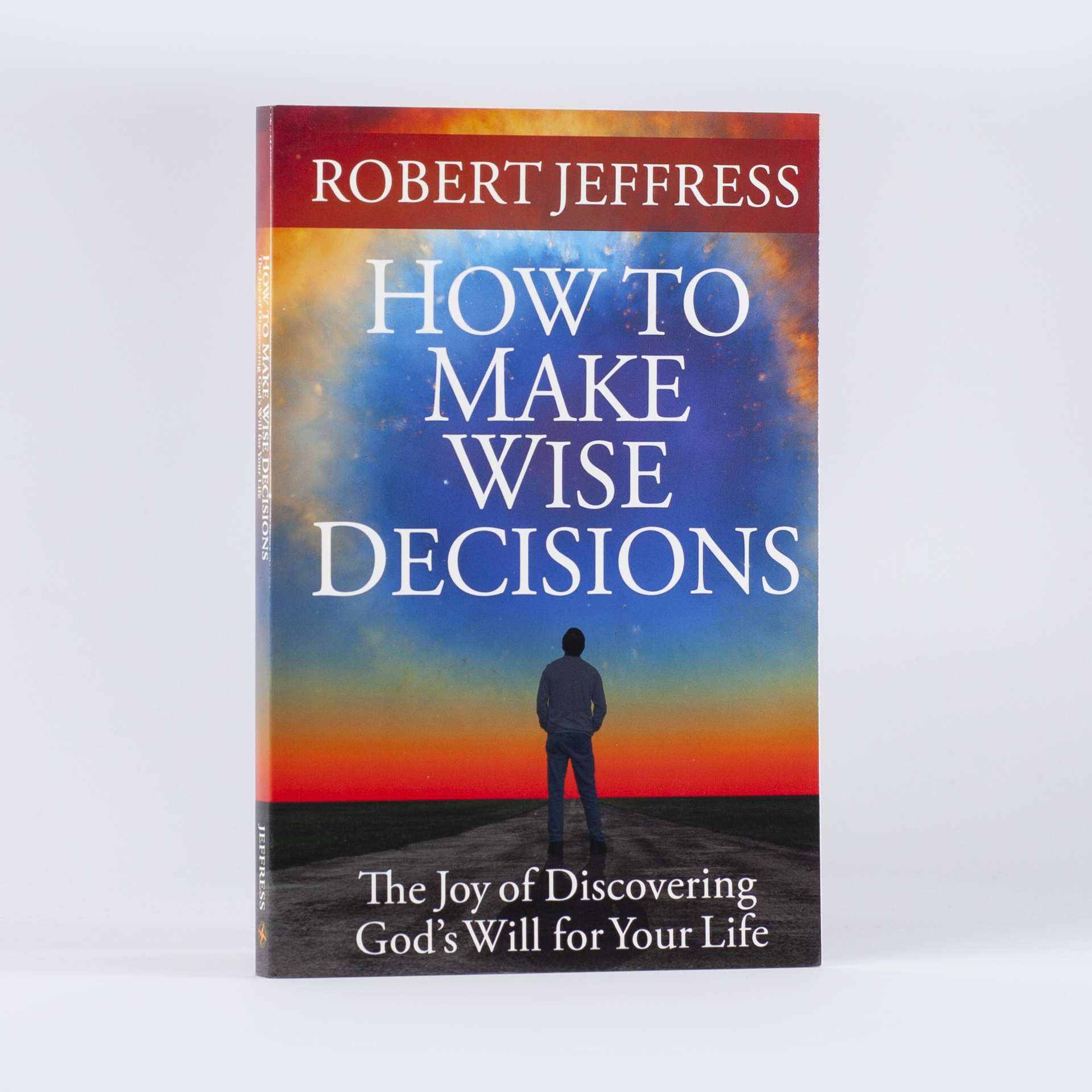 How To Make Wise Decisions soft-cover book