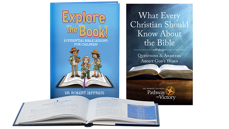 Explore the Book! plus What Every Christian Should Know About The Bible