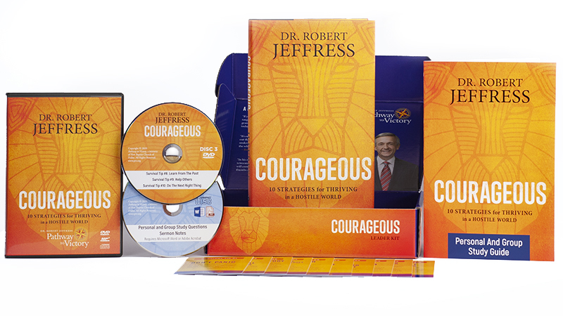 Courageous Leader Kit