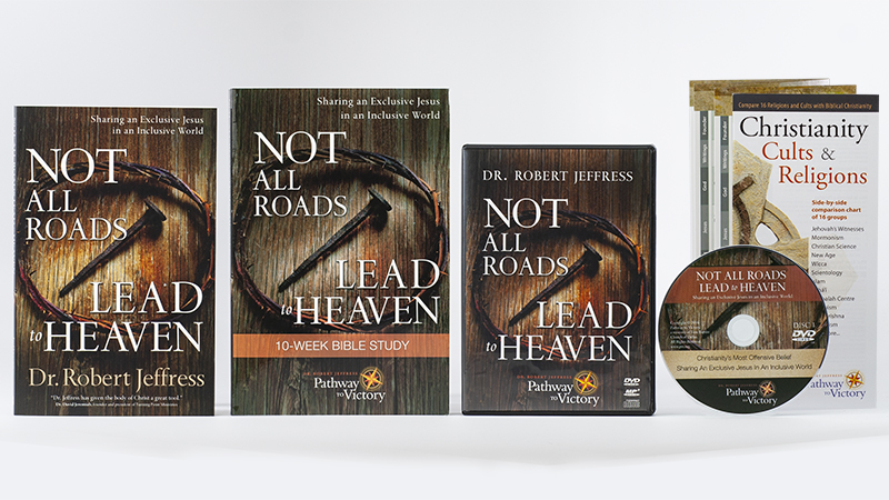 The Complete Not All Roads Lead To Heaven Series Teaching Set