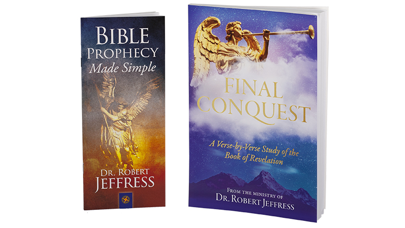 Final Conquest: A Verse-By-Verse Study of the Book of Revelation + Bible Prophecy Made Simple booklet