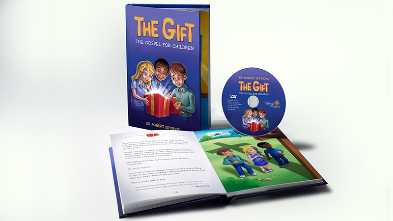 The Gift: The Gospel for Children and the instruction DVD