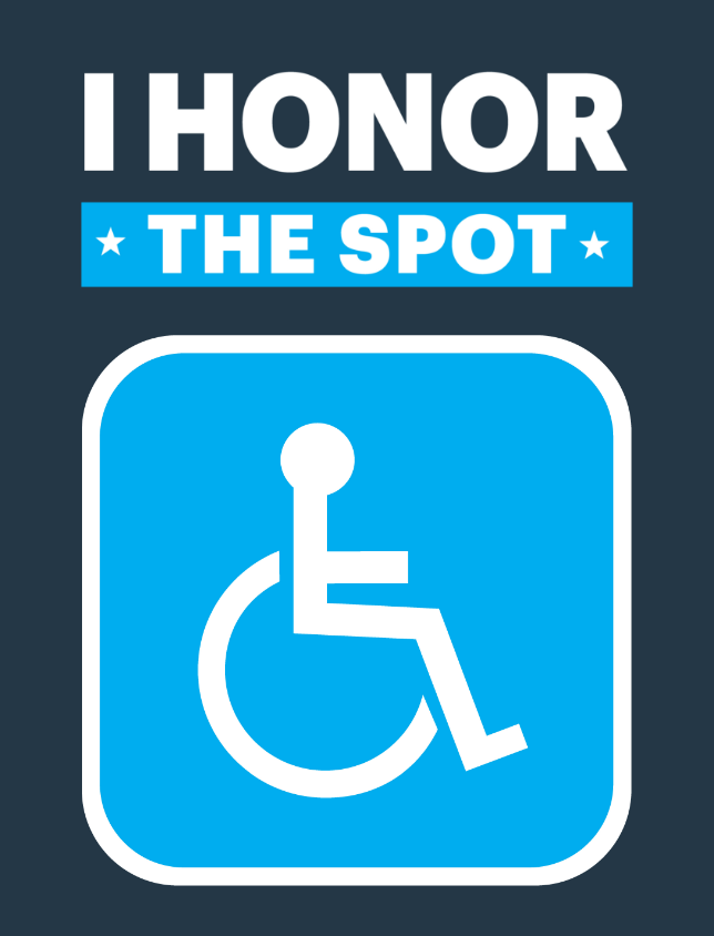 Honor the Spot Today!
