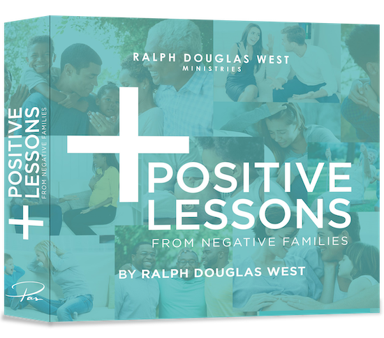Get 'Positive Lessons' for your family today