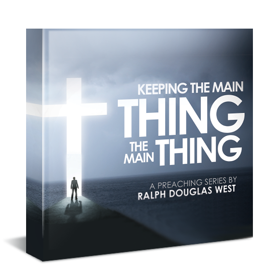 Discover the main thing God wants for you