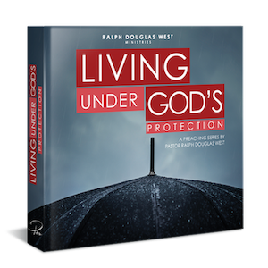Live your life under God's protection