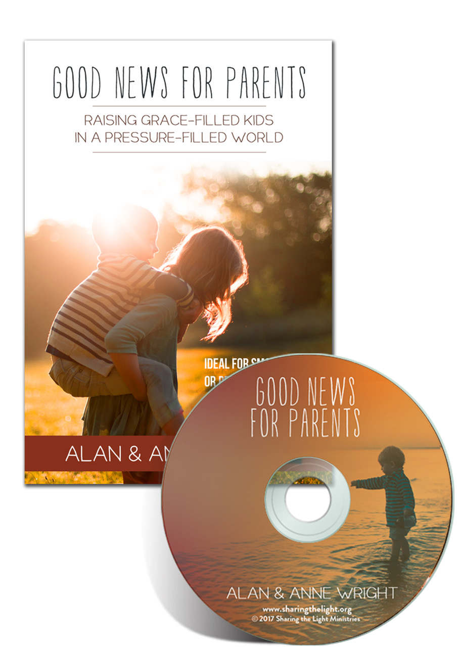 Good News for Parents DVD and Study Guide