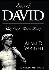 Son of David: Shepherd. Hero. King.