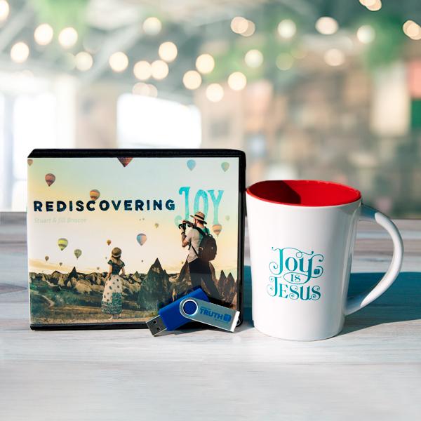 Reignite your joy for Jesus!