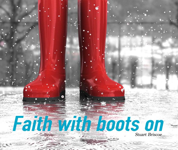Faith with Boots On