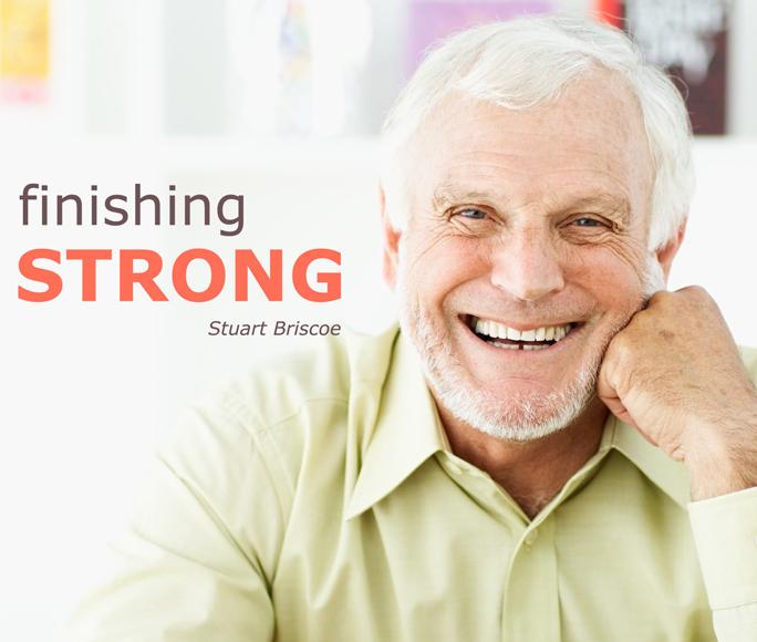 Finishing Strong