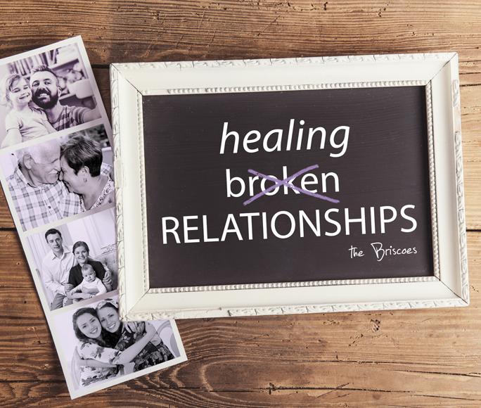 Healing Broken Relationships