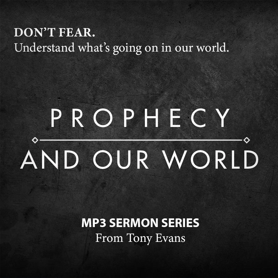 Prophecy and Our World - MP3 Series