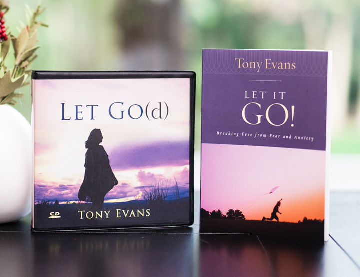 God Wants You to Let Go!