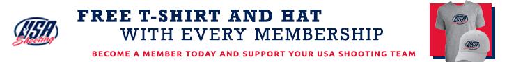 USA Shooting Membership Promotion