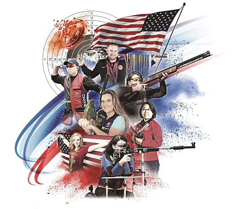 Thank you for supporting your USA Shooting Team!