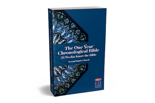 The One Year® Chronological Bible - Get more insight into God's plans and purposes!